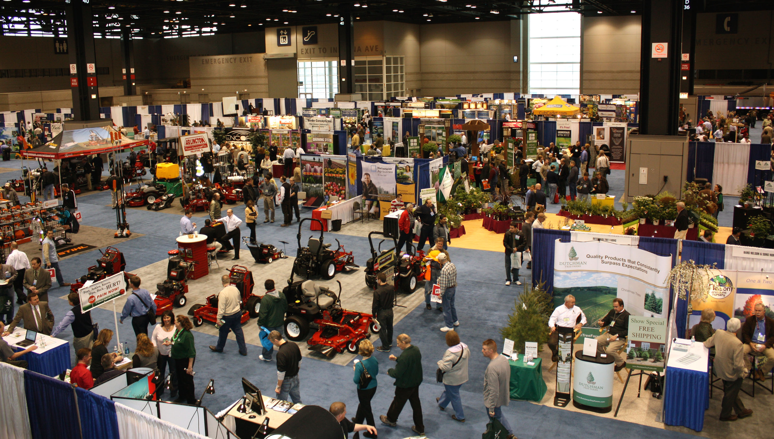 Trade show myths austin for Trade exhibition