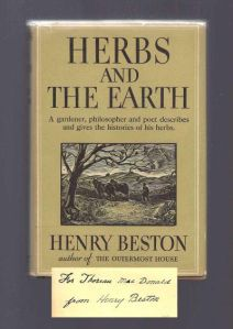 Herbs and Earth