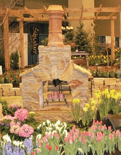 st. garden show