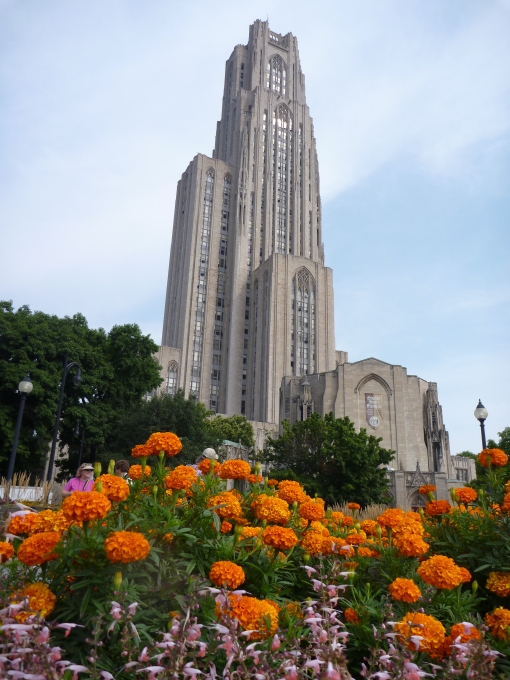 Garden at Schenley Plaza
