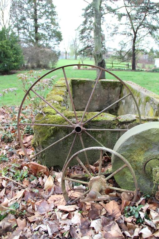 Original farmhouse trough