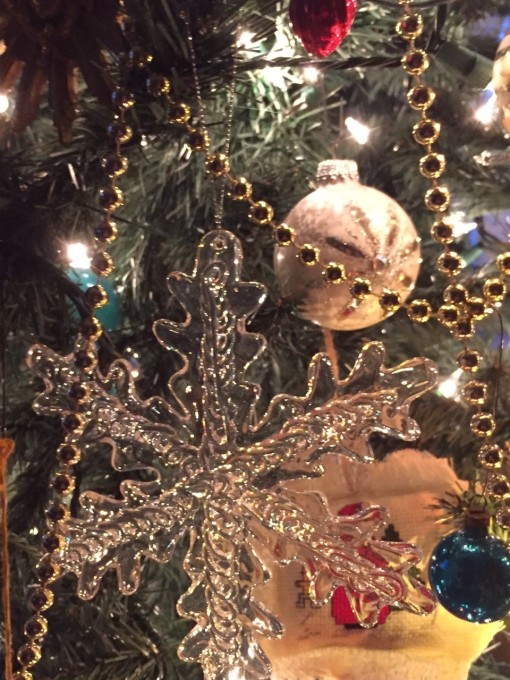 Ladened with family keepsakes, gifts and souvenirs, any tree, real or fake, is star of the holiday show.