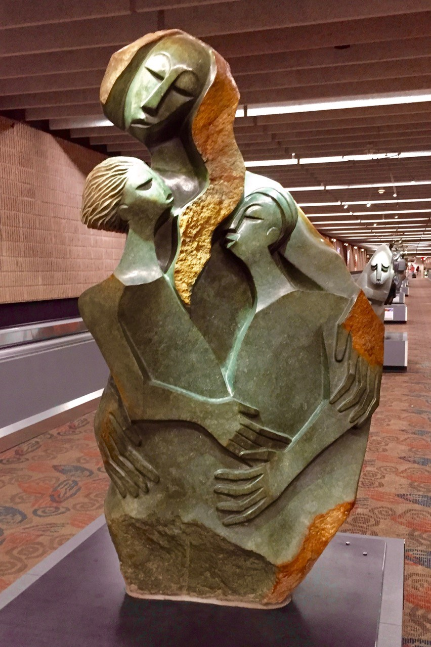caring-mother-statue