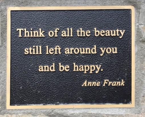 Rose garden quote