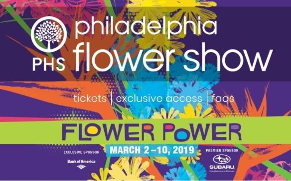 Ohio Friend Debuts At Philadelphia Flower Show
